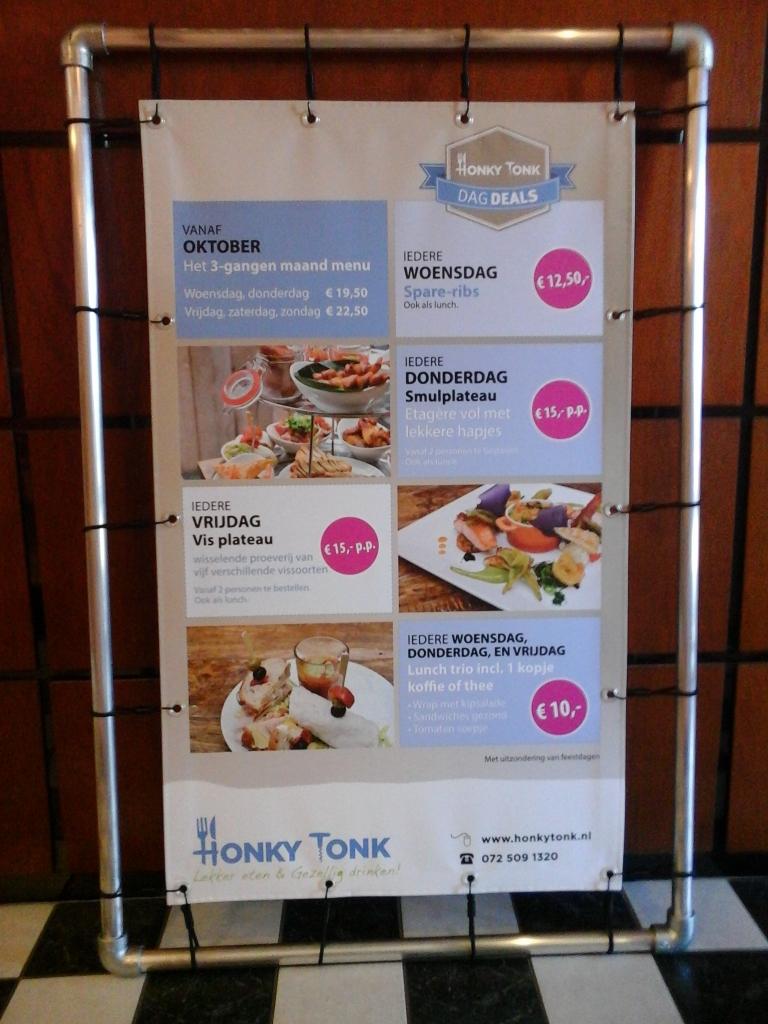 Spandoek Honky Tonk restaurant